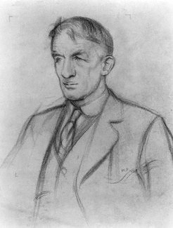 © All rights reserved. � Estate of Sir William Rothenstein / National Portrait Gallery, London
