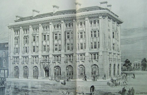 © All rights reserved. Builders Journal and Architectural Engineer 24 May 1905, after p282